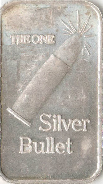 The Silverbullet logo image